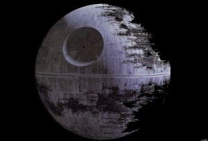 Unmade Death Star